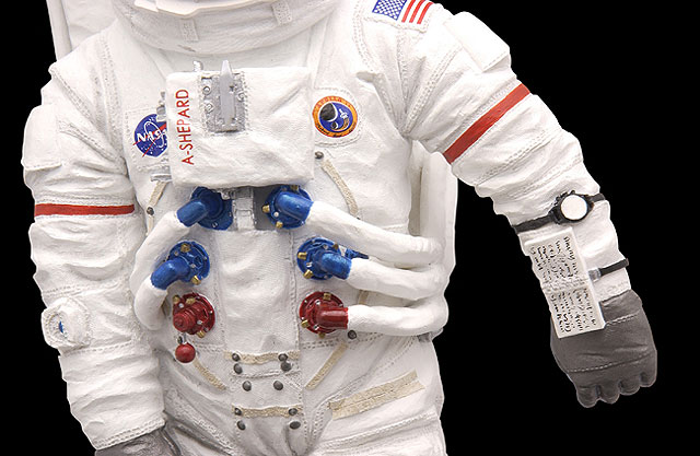 """collectSPACE - resources - """"Code 3 Collectibles' Alan ..."""