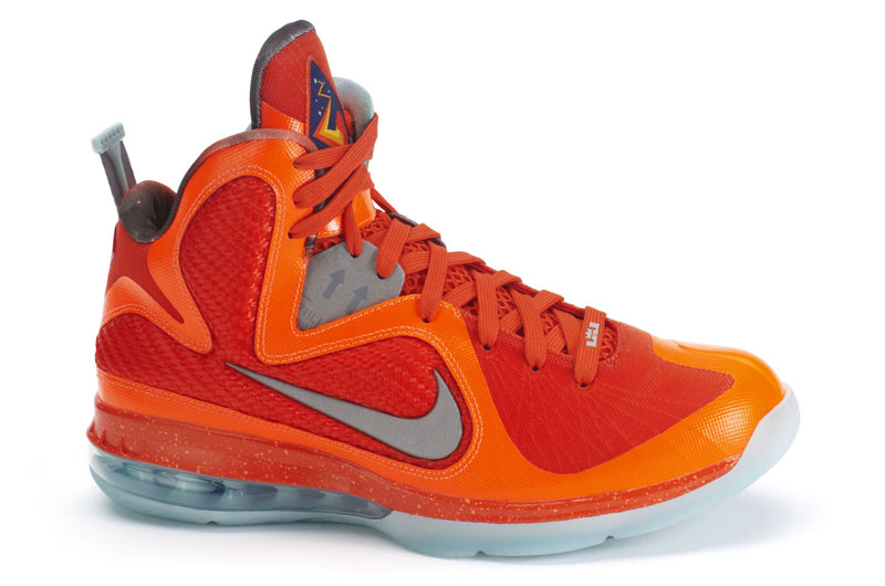 Nike Basketball Space Exploration LeBron 9
