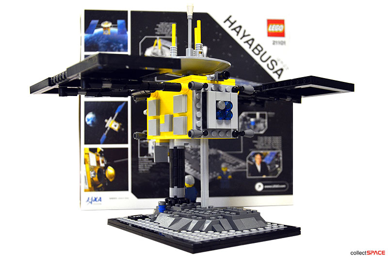 LEGO launches asteroid spacecraft model chosen by fans
