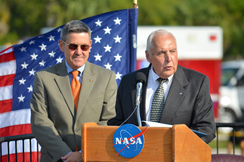 50th anniversary of the first U.S. manned space flight