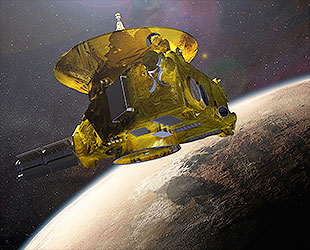 How Fast Was New Horizons Traveling To Pluto