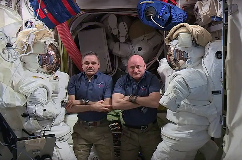 longest astronaut in space station - photo #22