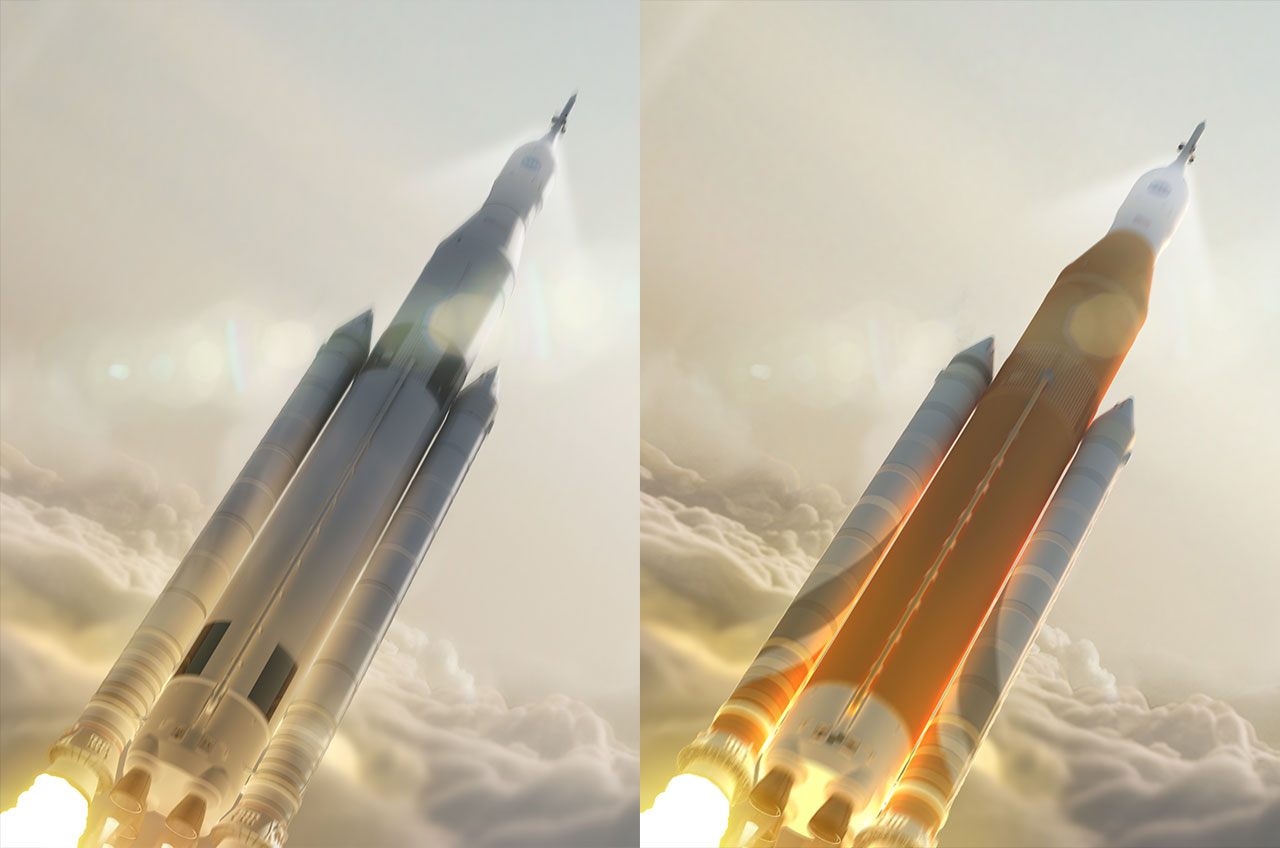 sls new space shuttle - photo #23