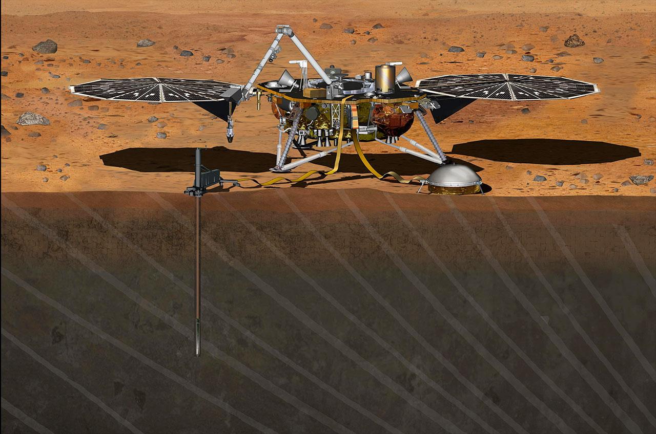 nasa channel mars landing - photo #12