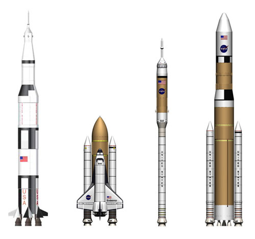 space shuttle compared to orion - photo #3
