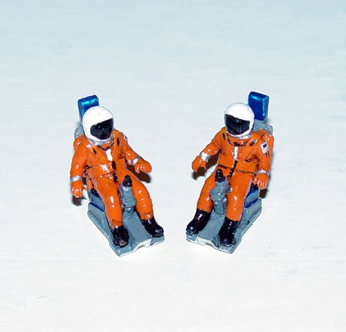 space shuttle seats - photo #36
