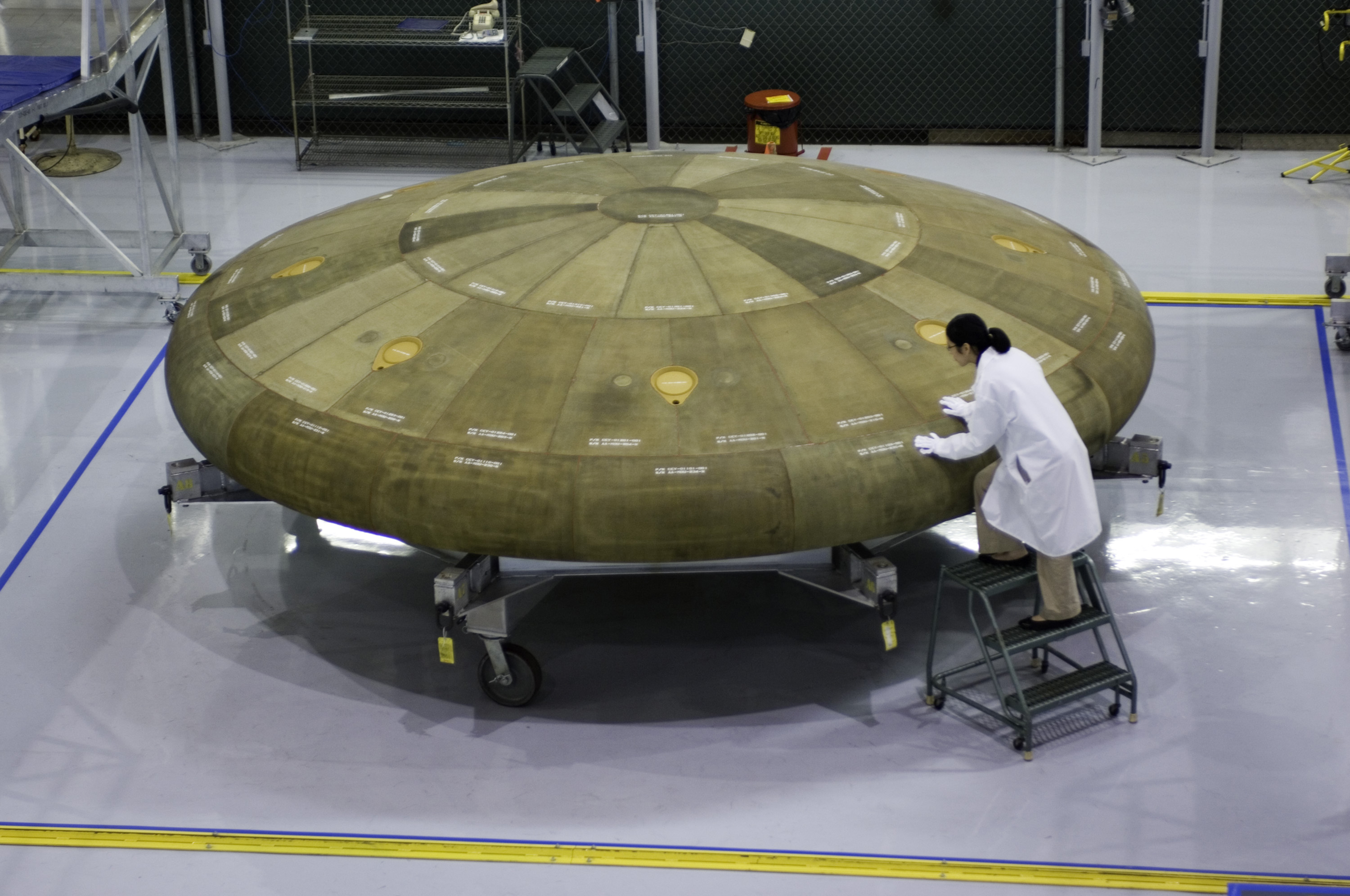 nasa orion heat shield - photo #4
