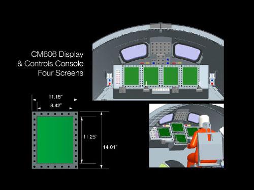 orion spacecraft cockpit - photo #21