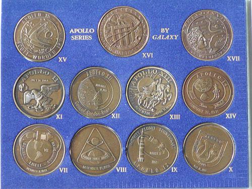 nasa apollo coins - photo #36