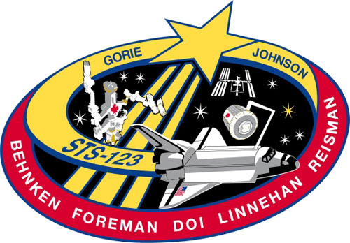 cool space mission patch - photo #47