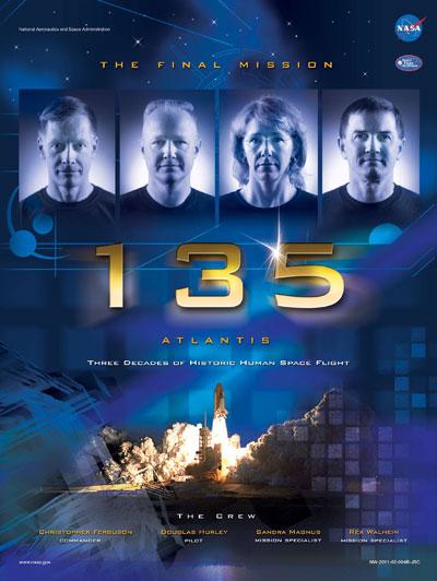 space shuttle atlantis poster - photo #38