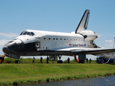 space shuttle landing strip length - photo #12