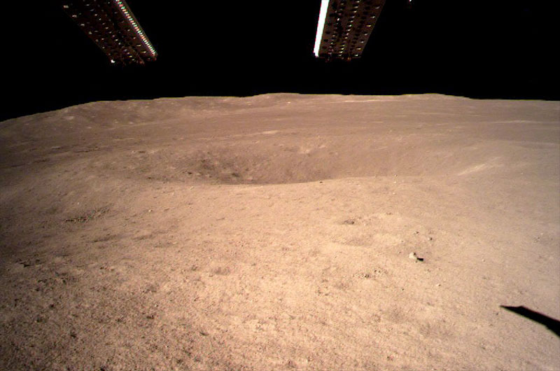 "Berlomba ke Bulan: Sisi Terjauh Bulan Kini ""Milik"" Cina"