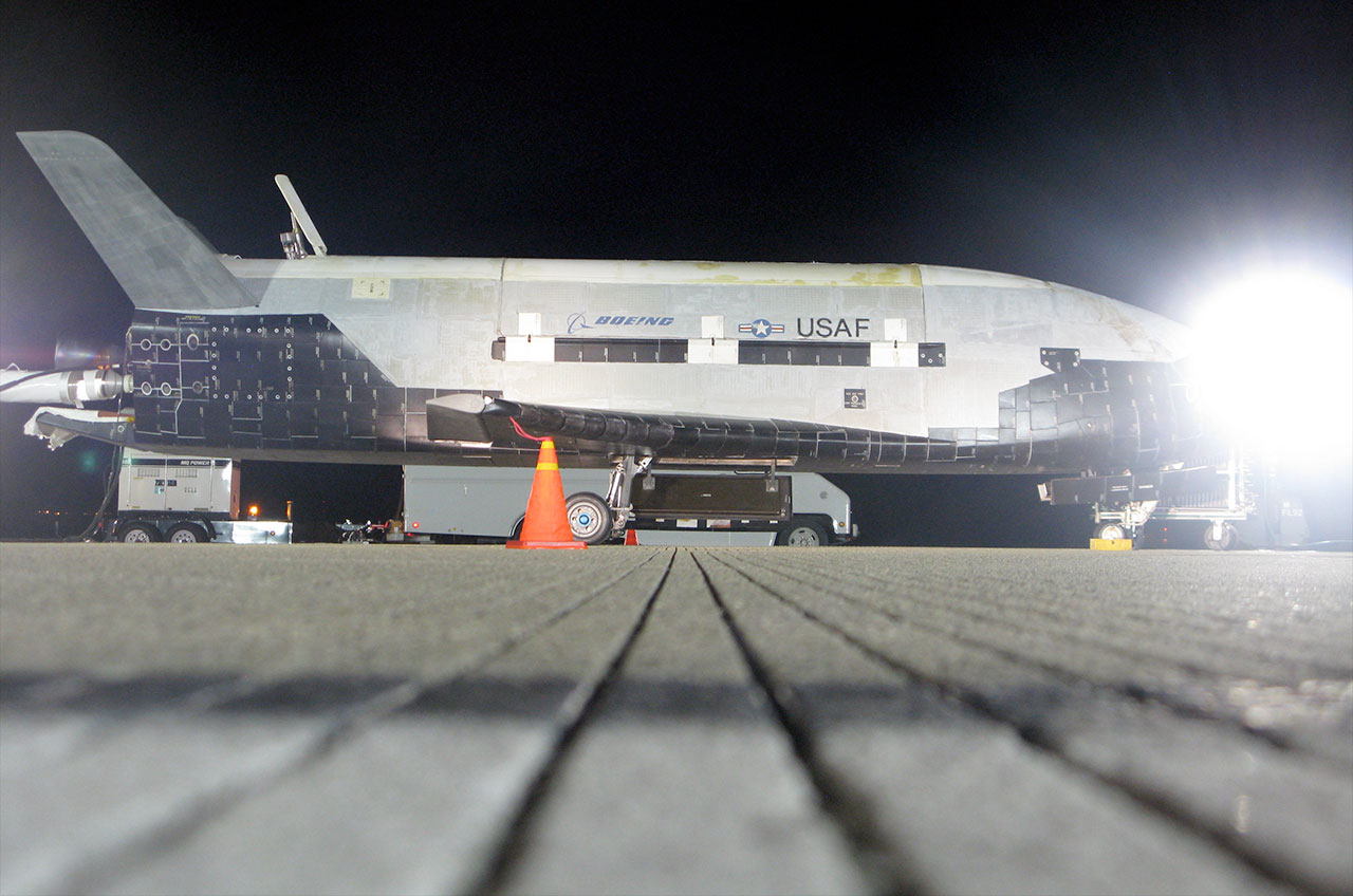 boeing space program - photo #17