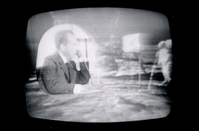 Nixon's NASA legacy on exhibit at National Archives ...