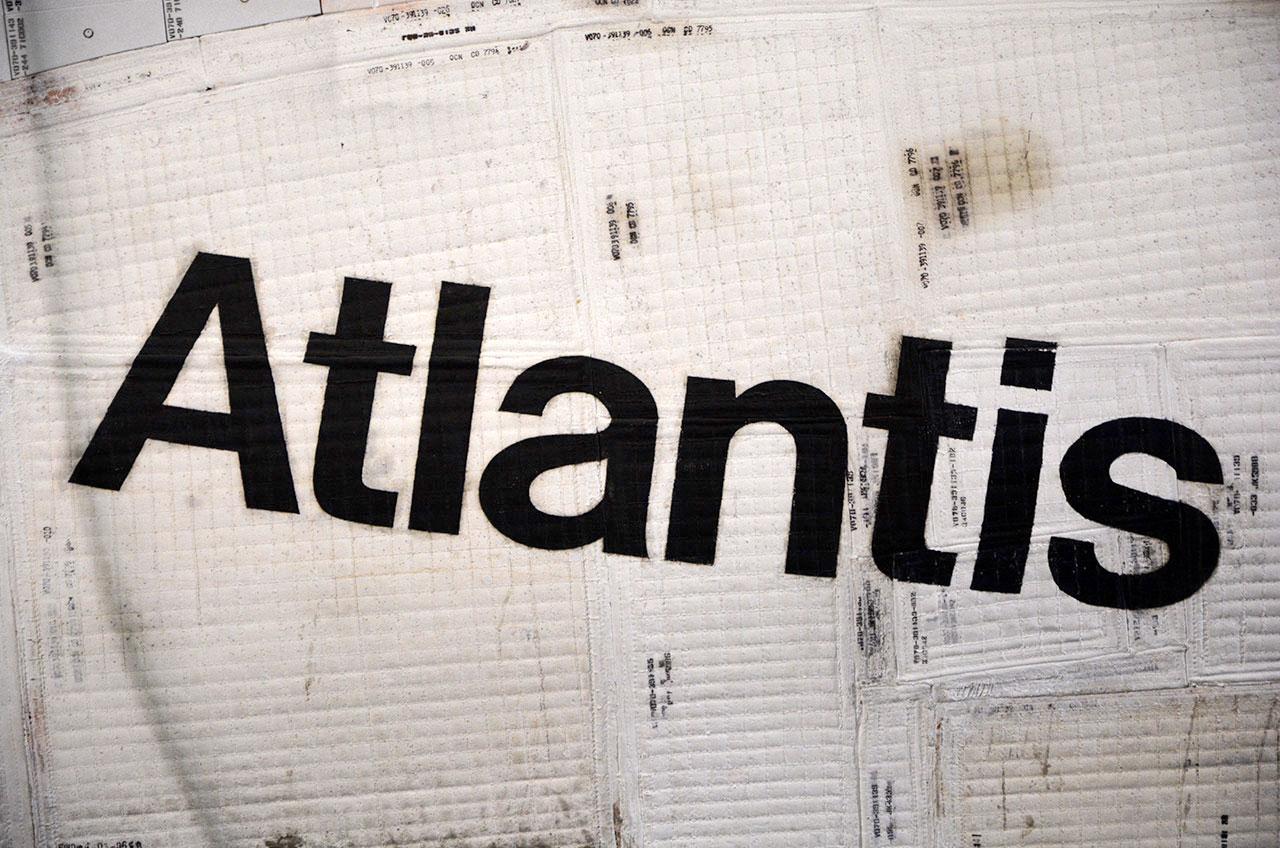 Space Shuttle Atlantis™: Legal filing cites service mark ...