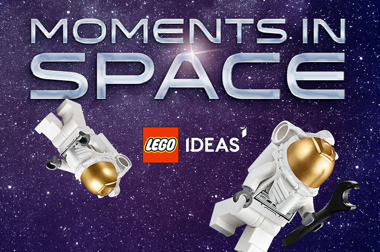 LEGO launches 'Moments in Space' design contest, seeks small space