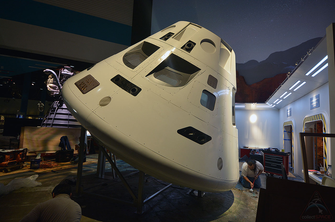 'Mission Mars' exhibit brings exploration of red planet to ...