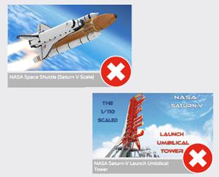 lego space shuttle saturn v scale - photo #14