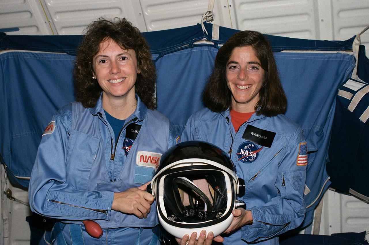 space shuttle challenger backup teacher - photo #4