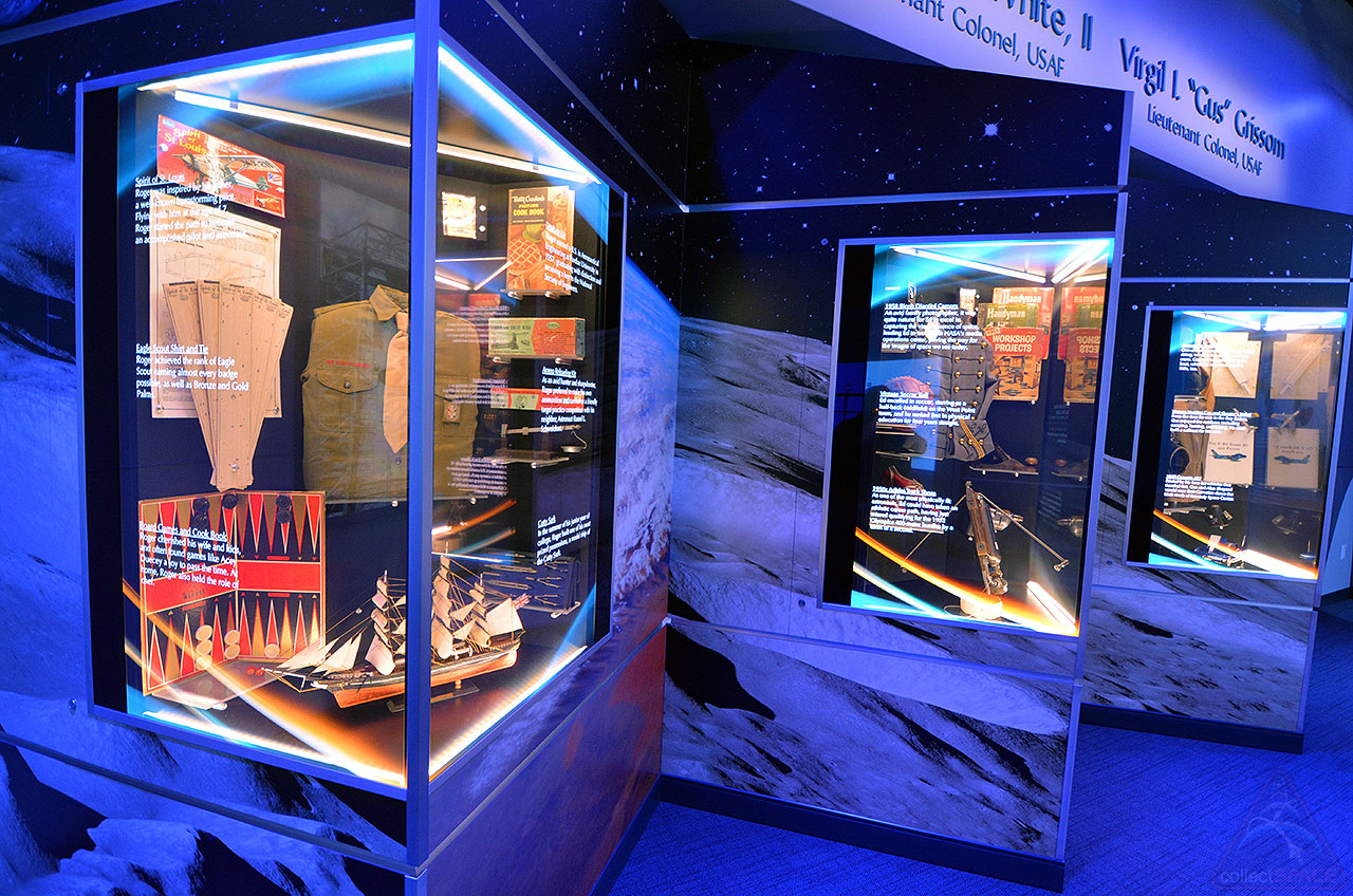 Apollo 1 spacecraft hatches go on display 50 years after ...