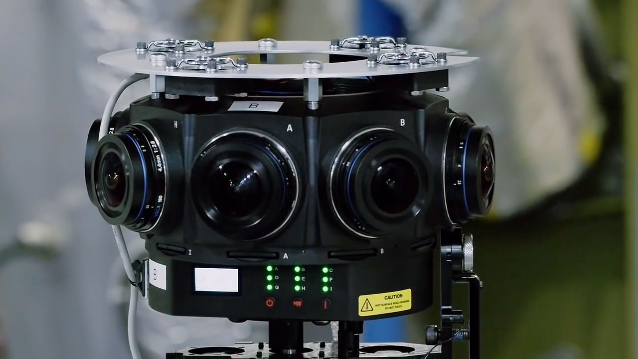 d66c617597b9 The ISS Experience will be filmed using Z CAM V1 Pro cameras adapted by  Felix   Paul Studios into a custom setup that allows for shooting in space  by the ...