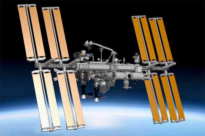 history of the space station idea and the worldwide project of the international space station The international space station took 10 years and more than 30 missions to assemble it is the result of unprecedented scientific and engineering collaboration among five space agencies representing 15 countries.
