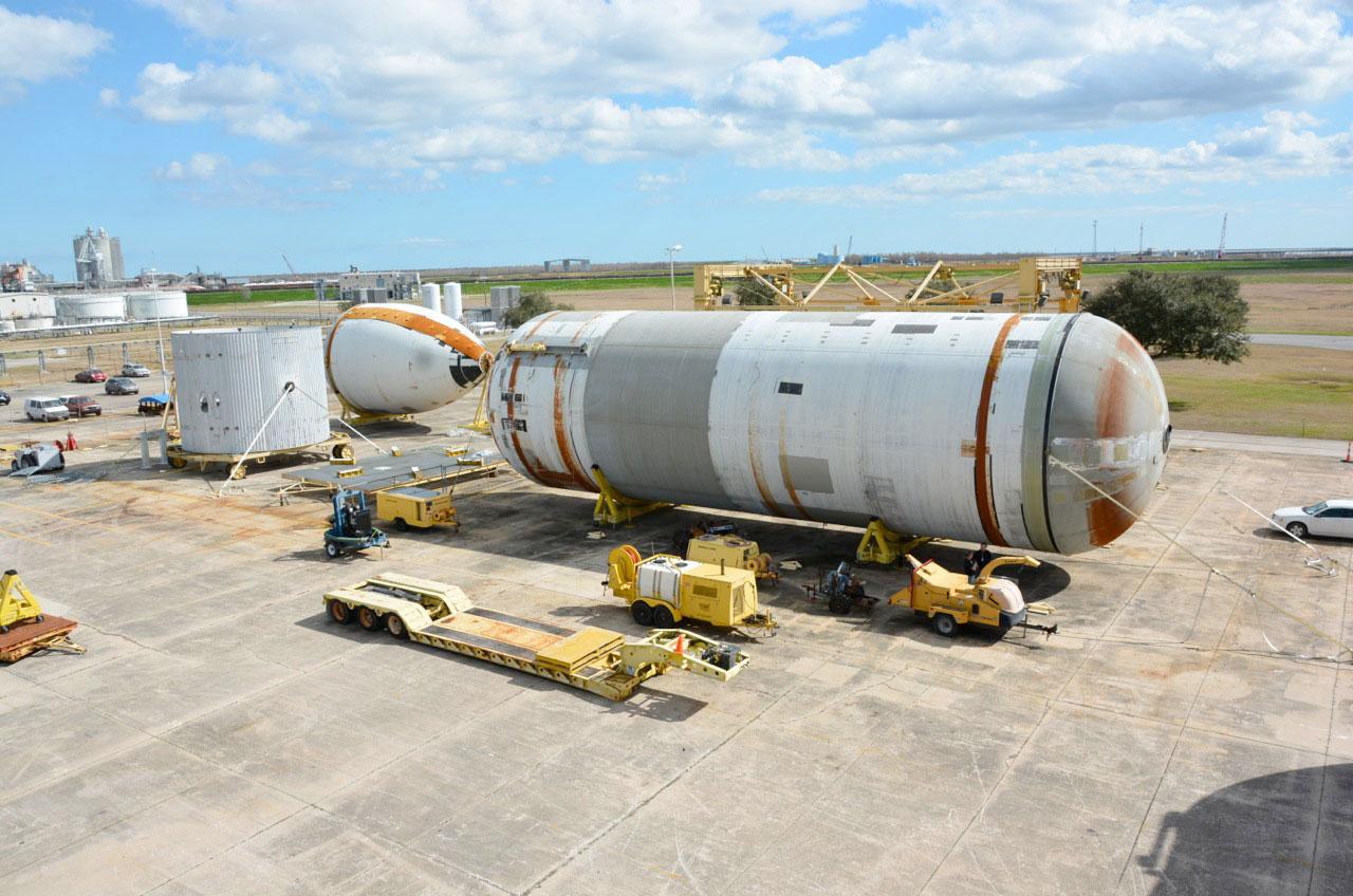 space shuttle external tank - photo #36