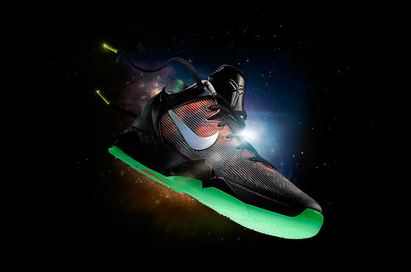 Nike Basketball Space Exploration Nike Zoom Kobe VII System