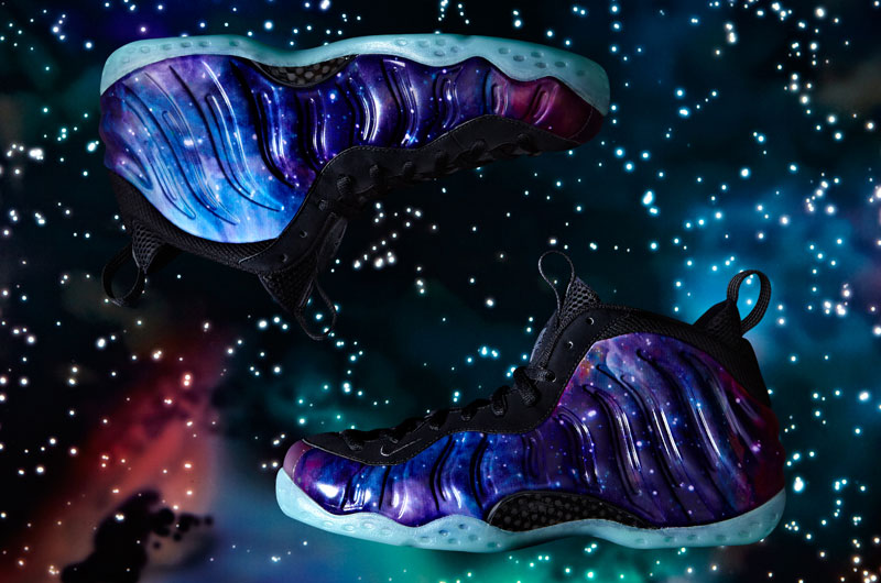 Nike Sportswear Space Exploration Nike Foamposite One