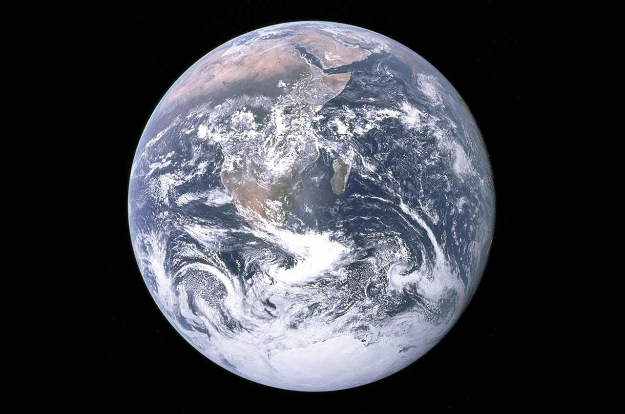 deep earth seen from space - photo #26