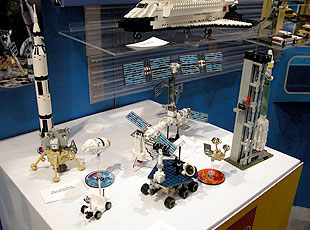 lunar space station lego review - photo #30