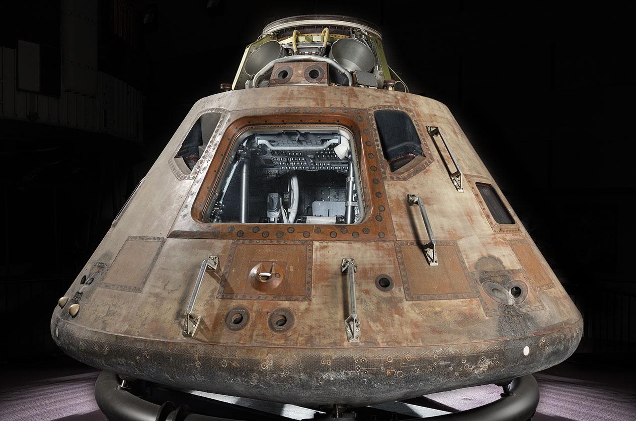apollo 15 spacecraft instruments - photo #39