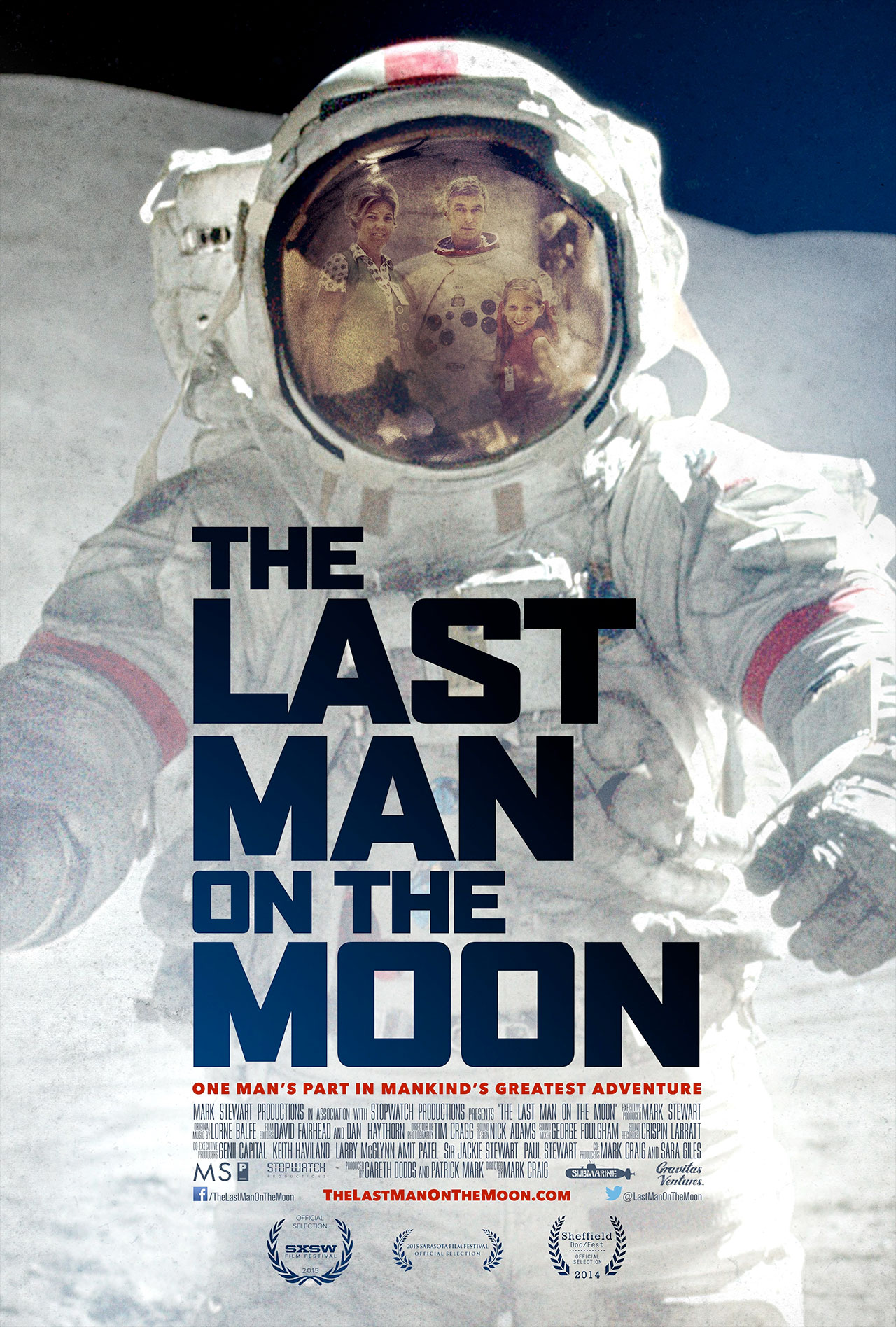 'Last Man on the Moon' shares astronaut's 'epic tale' in ...