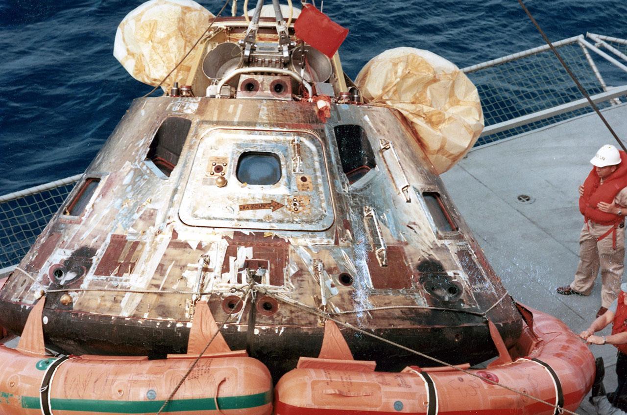 apollo 11 spacecraft names - photo #4