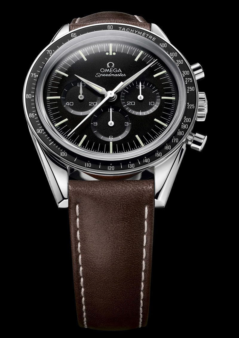 "Speedmaster ""First Omega in Space"" Numbered Edition chronograph"