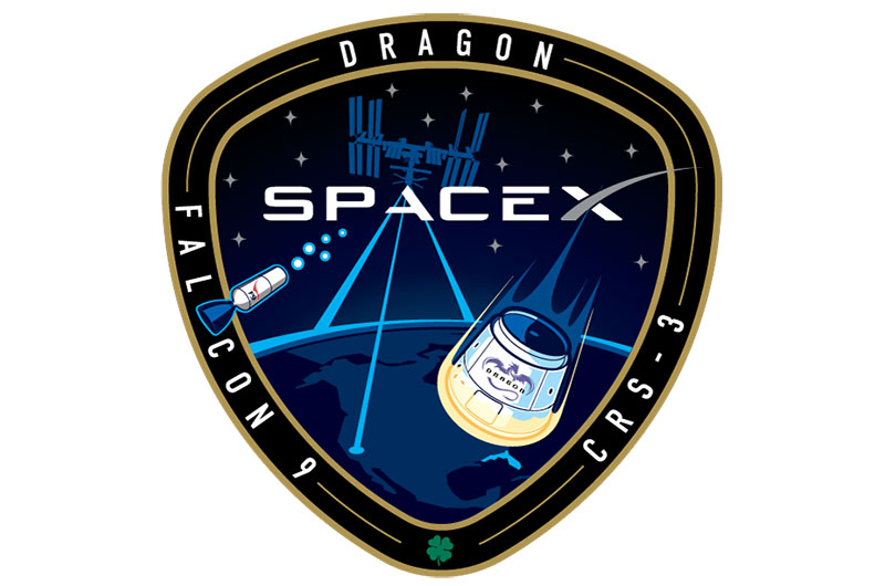 SpaceX's 3rd space station resupply flight gets three ...