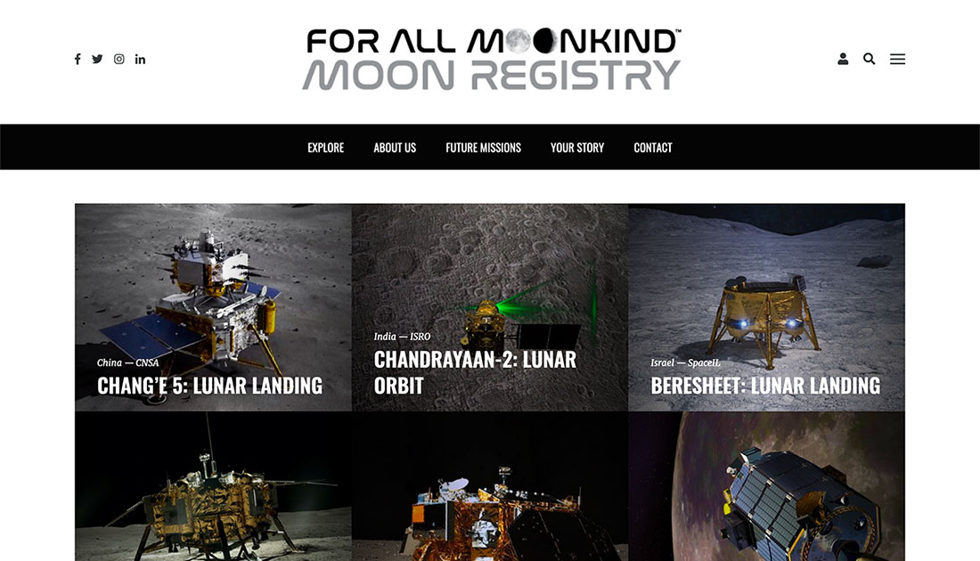 'Moon Registry' catalogs human heritage left behind on lunar surface - collectSPACE.com