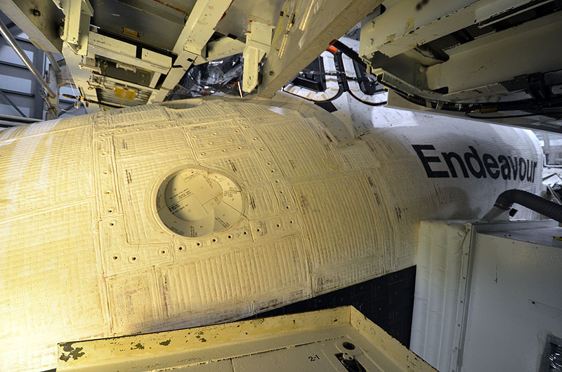 Exhibit Endeavour: NASA shuffles shuttles for final museum prep