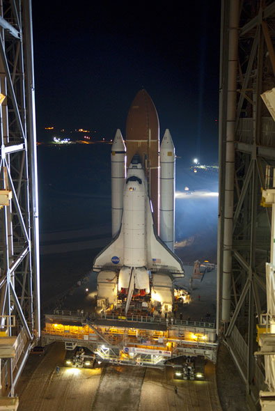 space shuttle follow path - photo #25