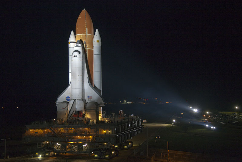 space shuttle follow path - photo #15