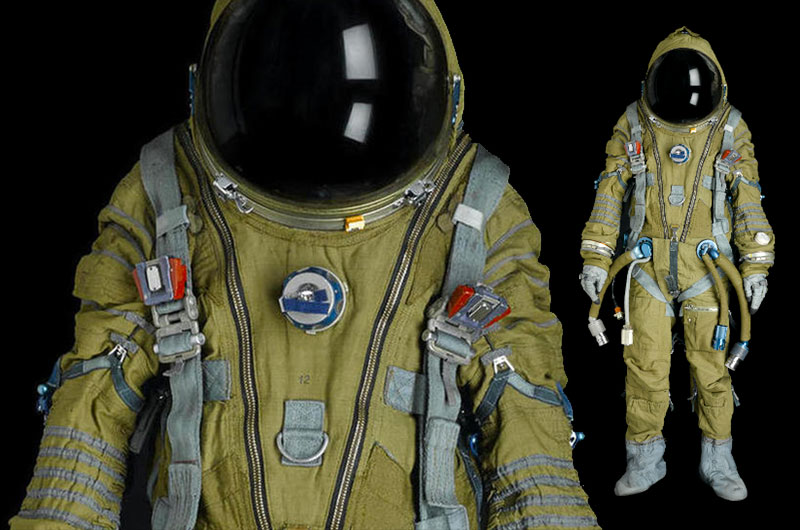 Spring space sales: Space history artifacts and astronaut ...