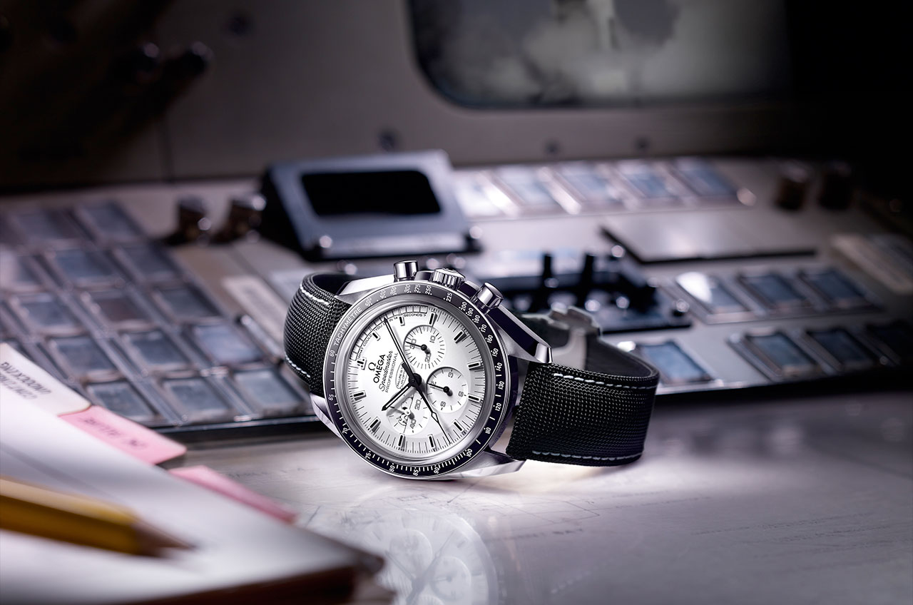 Omega's new Snoopy Speedmaster watch marks 45 years since