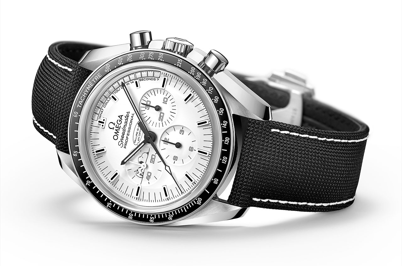 Omega's new Snoopy Speedmaster watch marks 45 years since ...