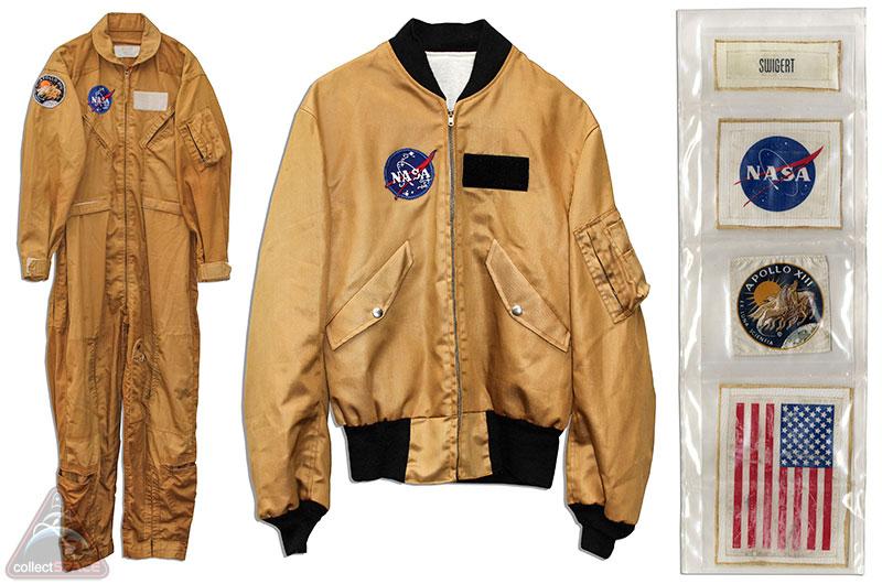 nasa apollo flight jacket - photo #33