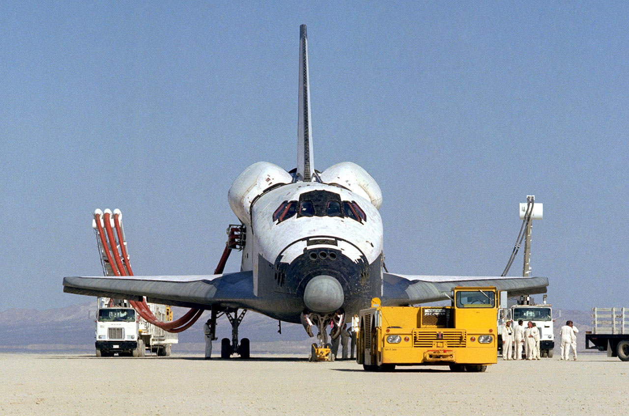 L+25 Years: STS-1's Young and ...