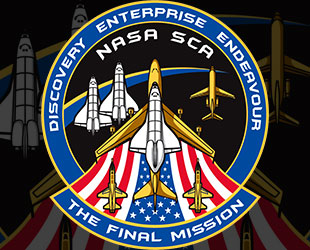 cool space mission patch - photo #20