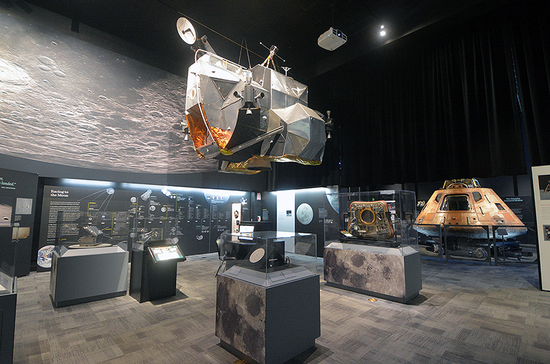 Apollo 11 Spacecraft On Display In Seattle For 50th Anniversary