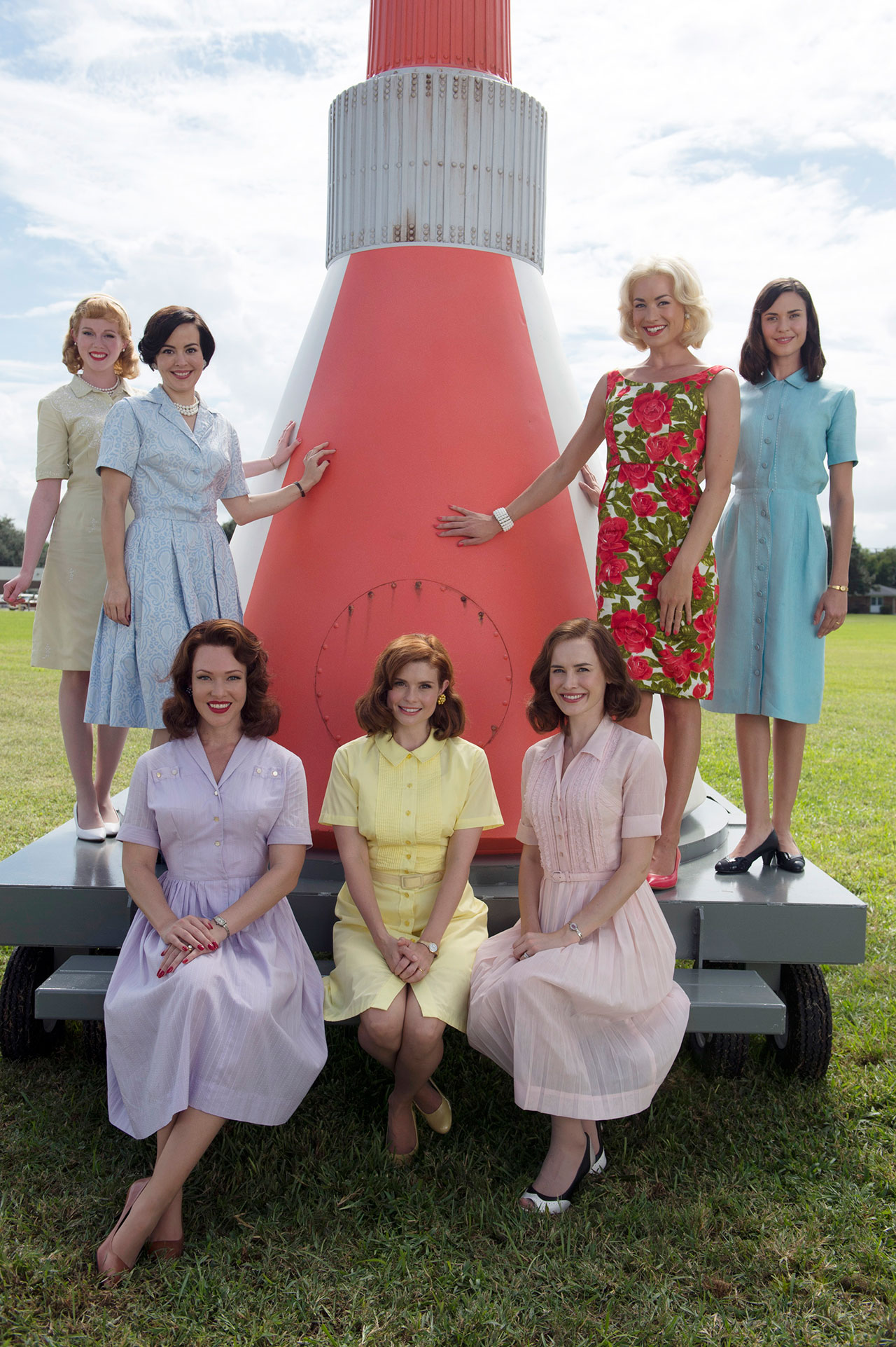first seven astronaut wives - photo #23