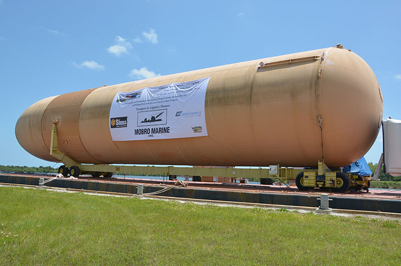 space shuttle fuel tank - photo #14